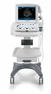 Deluxe Mobile Trolley Cart For U50 Ultrasound Imaging System Scanner In Usa