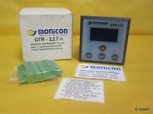 Diesel Gas Generator Engine Protection Controller Gtr 117 e Water Resistant