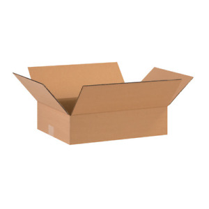 16x12x4 Shipping Boxes 25 Or 50 Pack Packing Mailing Moving Storage