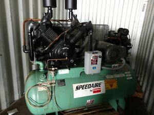 15hp Speedaire Compressor 1wd78