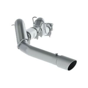 Mbrp Stainless 5 Cat Back Exhaust For 2001 2005 Gm 6 6l Duramax S60220409