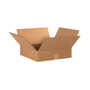 15x15x4 Shipping Boxes 25 Or 50 Pack Packing Mailing Moving Storage