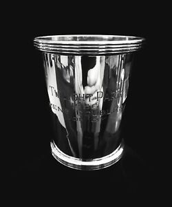 Bailey Banks Biddle Sterling Silver Mint Julep Cup Scratch And Dent Sale