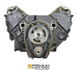 Chevrolet 5 7 350 Engine Cng 92 93 C K 1500 2500 Truck New Reman Oem Replacement