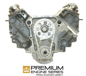 Chrysler 318 Engine 5 2 1988 1989 Fifth Avenue New Reman Oem Replacement