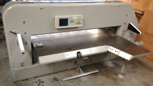Large 102 260 Cm Heavy Duty Guillotine Paper Cutter From Schneider Senator
