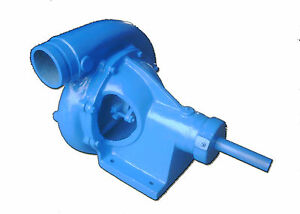 Pto Centrifugal Water Pump Irrigation Pump 4 x 3 Heavy Duty Water Truck Pump