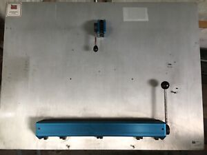 Genuine Ternes Register System Infinty Plate Punch With Or Without Stand