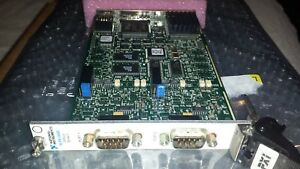 National Instruments Pxi 8460 2 Series 2 Dual Port Can Bus Interface