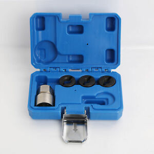 Reverse Action Wheel Stud Thread Restorer Auto Car Repair Tool Kit Impact Drive