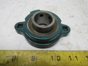 Dodge 126767 1 Bore 2 Bolt Flange Mount Ball Bearing