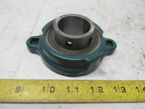 Dodge 123769 1 7 16 Bore 2 Bolt Flange Mount Ball Bearing
