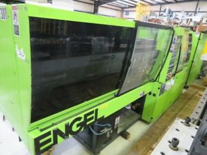 Engel Es330 70 Hl Used Injection Molding Machine 13 200ton 5oz Tie Barless 7940