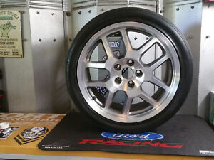 Ford Mustang Shelby Gt500 Svt 18 Factory Wheel Rim 2007 2008 2009