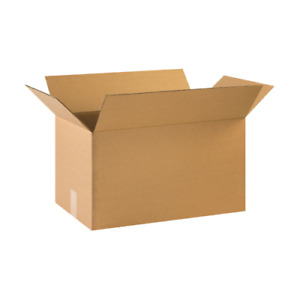 22x12x12 Shipping Boxes 20 Or 40 Pack Packing Mailing Moving Storage