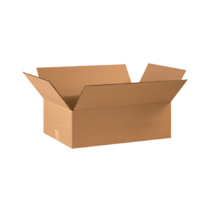 22x14x8 Shipping Boxes 25 Or 50 Pack Packing Mailing Moving Storage