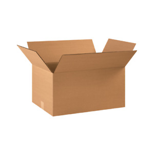 22x14x10 Shipping Boxes 20 Or 40 Pack Packing Mailing Moving Storage