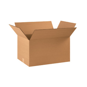 22x14x12 Shipping Boxes 20 Or 40 Pack Packing Mailing Moving Storage