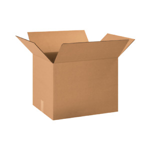 22x15x15 Shipping Boxes 20 Or 40 Pack Packing Mailing Moving Storage