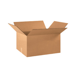 22x16x10 Shipping Boxes 20 Or 40 Pack Packing Mailing Moving Storage