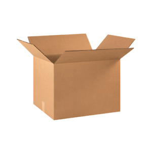 22x16x16 Shipping Boxes 20 Or 40 Pack Packing Mailing Moving Storage