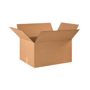 22x17x12 Shipping Boxes 20 Or 40 Pack Packing Mailing Moving Storage