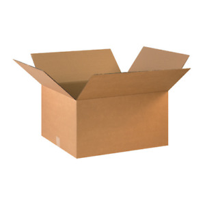 22x18x12 Shipping Boxes 20 Or 40 Pack Packing Mailing Moving Storage