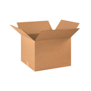 22x18x16 Shipping Boxes 20 Or 40 Pack Packing Mailing Moving Storage