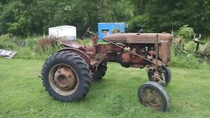 Farmall International 130 Tractor All Fuel Tractor Ie 100 130 Ih Super A