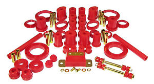 Prothane 94 98 Ford Mustang Complete Total Suspension Bushings Trans Mount Kit