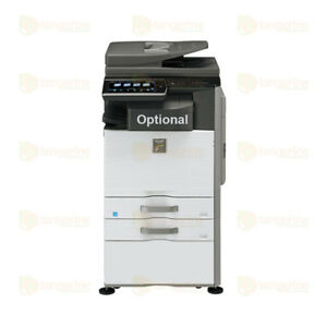 Sharp Mx 3140n Color Laser Multifunction Copier Printer Scanner 31 Ppm A3