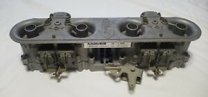 Ford Vintage Cross Boss 302 Autoline Inline Carb Mustang T A Race