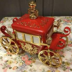 Antique Music Box Accessory Box Cute Japan Retro Popular Rare Beautiful Ems F S