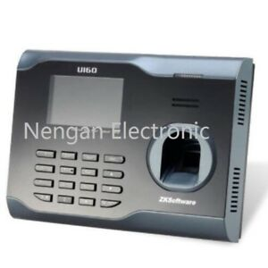 Zk U160 Fingerprint Time Attendance Wifi Tcp ip Fingerprint Time Clock Employee