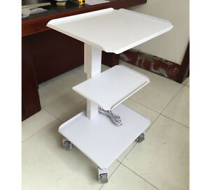 Dental Equipment Mobile Steel Cart Portable Assemable