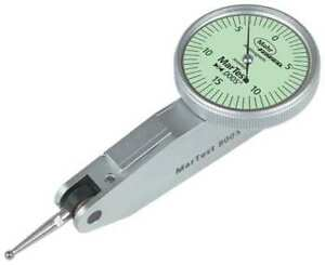 Dial Test Indicator swl Hd 0 To 0 030 In Mahr federal Inc 4305950