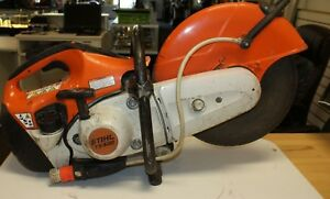Stihl Ts 420 Gas Powered 14 Concrete Cut off Saw local Pickup Only 11609