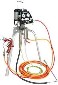 Air Assisted Airless Pump Outfit 0 4 Gpm Binks Mx412uc edt1s25
