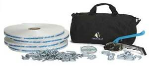 Strapping Kit polyester 525 Ft L Caristrap 105wgsk