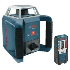Rotary Laser Level exterior red 600 Rpm Bosch Grl 400 H