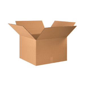 22x20x14 Shipping Boxes 20 Or 40 Pack Packing Mailing Moving Storage