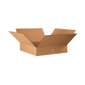 22x22x4 Shipping Boxes 20 Or 40 Pack Packing Mailing Moving Storage