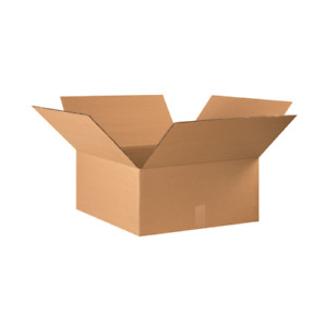 22x22x10 Shipping Boxes 20 Or 40 Pack Packing Mailing Moving Storage