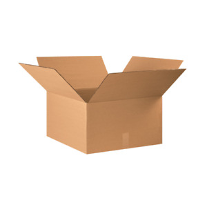 22x22x12 Shipping Boxes 20 Or 40 Pack Packing Mailing Moving Storage