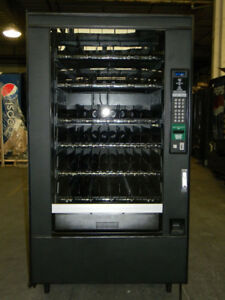 Crane National 147 Snack Vending Machine Used Tested Working Free Ship