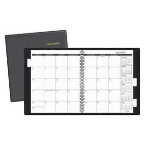 Planner 9 X 11 simulated Leather At a glance 70 236 05