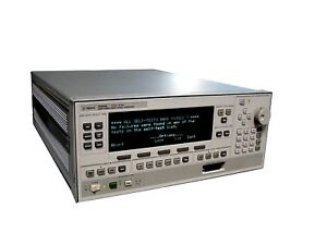 Agilent 83620b Synthesized Swept Signal Generator System 10mhz 20ghz Option 004