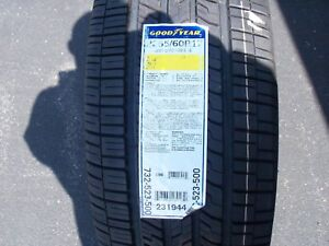 265 60r17 Goodyear Rs A Police Tire