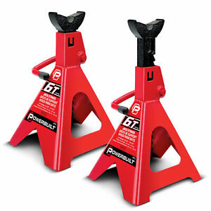 Powerbuilt 6 Ton Ratchet Jack Stands 647511