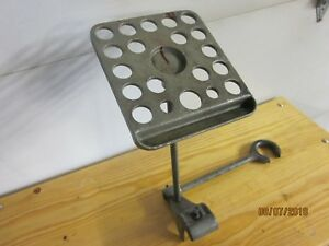 South Bend Lathe 13 Collet Rack Free Shipping